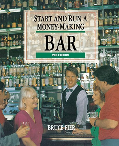 9780070207967: Start and Run a Money-Making Bar