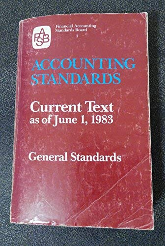 9780070209046: Accounting Standards General Standards