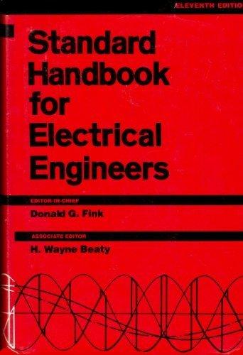 9780070209749: Standard Handbook for Electrical Engineers
