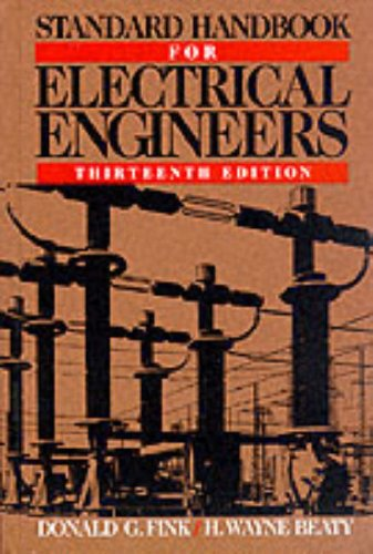 9780070209848: Standard Handbook for Electrical Engineers