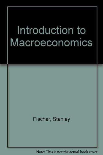 9780070210059: Introduction to macroeconomics