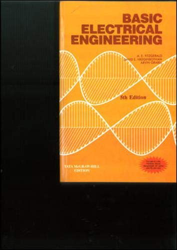 9780070211544: Basic Electrical Engineering: Circuits, Electronics, Machines, Controls