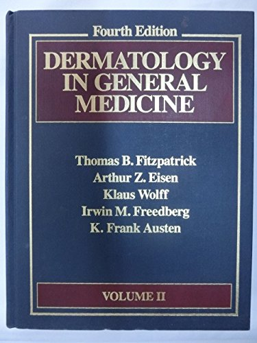 9780070212084: Dermatology in General Medicine: 2