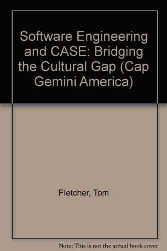 9780070212190: Software Engineering and Case: Bridging the Culture Gap (Cap Gemini America)