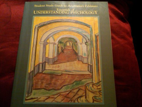 9780070212374: Essentials to Understanding Psychology Study Guide