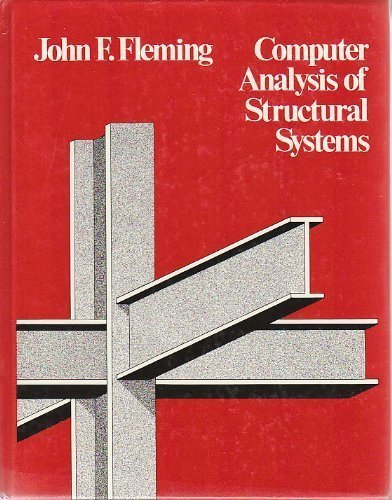 9780070213012: Computer Analysis of Structural Systems (Schaum's Outline Series in Civil Engineering)