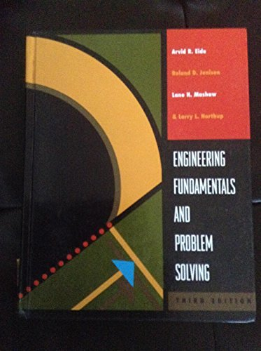 9780070213067: Engineering Fundamentals and Problem Solving