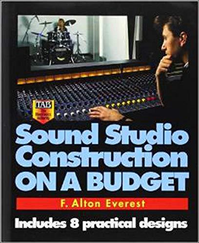 9780070213821: Sound Studio Construction on a Budget
