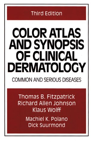 9780070213883: Color Atlas and Synopsis of Clinical Dermatology