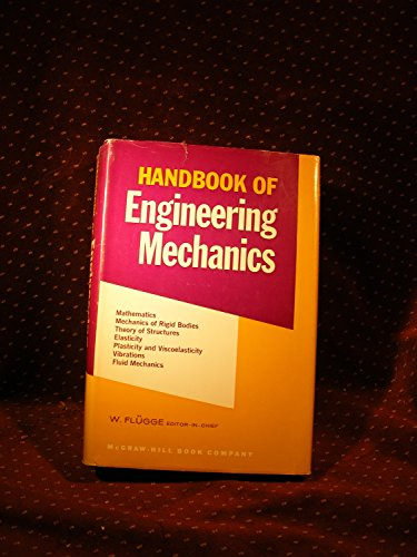 9780070213920: Handbook of Engineering Mechanics
