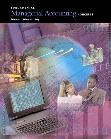 9780070214415: Fundamental Managerial Accounting Concepts