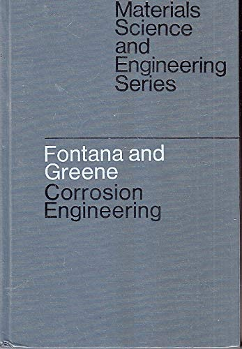 9780070214613: Corrosion Engineering (McGraw-Hill series in materials science and engineering)