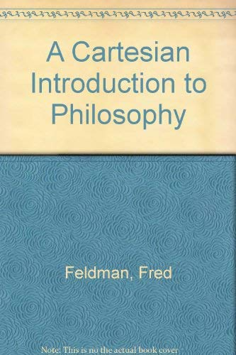 9780070215023: A Cartesian Introduction to Philosophy