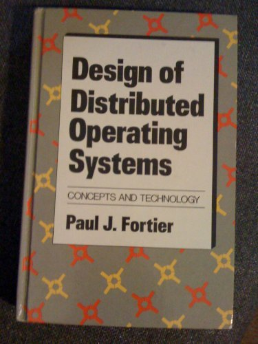 9780070216211: Design of Distributed Operating Systems