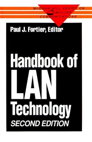 9780070216259: Handbook of LAN Technology
