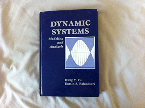 9780070216730: Dynamic Systems: Modeling and Analysis