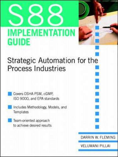 9780070216976: S88 Implementation Guide for the Process Industries