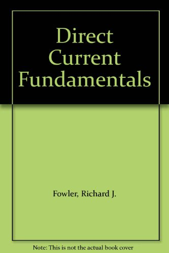 9780070217065: Direct Current Fundamentals