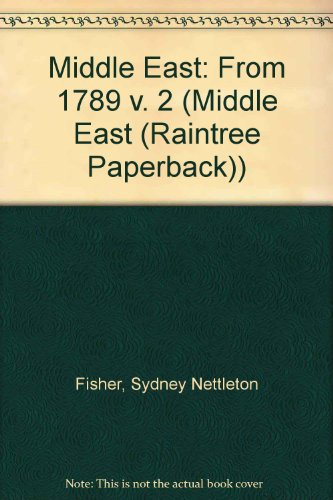 9780070217195: The Middle East: A History, Vol. 2, Fifth Edition