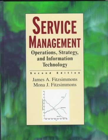 9780070217607: Service Management: Operations, Strategy, and Information Technology