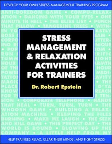 9780070217621: Stress-Management and Relaxation Activities for Trainers