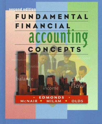 9780070217782: Fundamental Financial Accounting Concepts