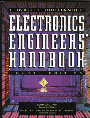9780070218628: Electronics Engineers' Handbook
