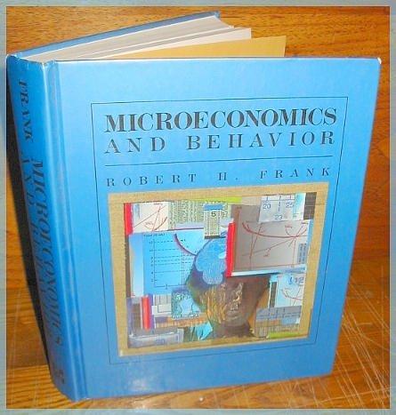 9780070218703: Microeconomics and Behavior