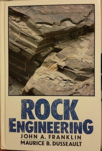 9780070218888: Rock Engineering