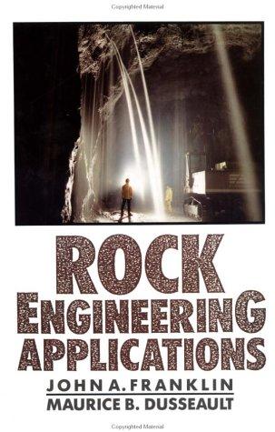 9780070218895: Rock Engineering Applications