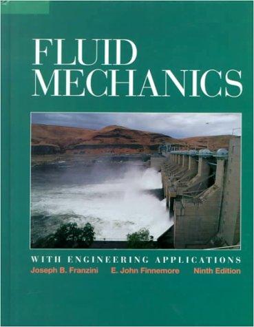 9780070219144: Fluid Mechanics with Engineering Applications