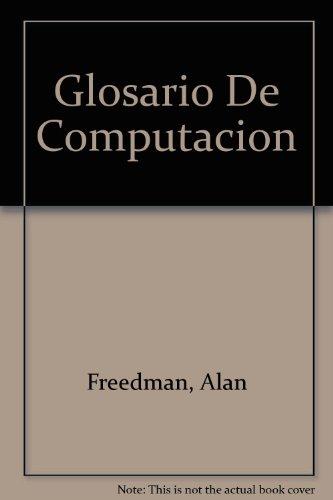 9780070219205: Glosario De Computacion
