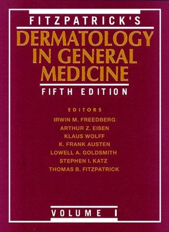 9780070219427: Fitzpatrick's Dermatology in General Medicine, Vol. 1