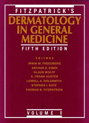 9780070219427: Fitzpatrick's Dermatology in General Medicine, Vol. 1