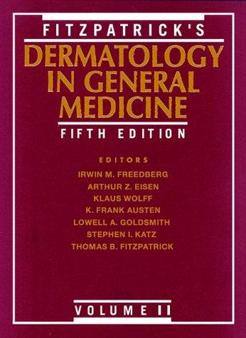 9780070219434: Fitzpatrick's Dermatology in General Medicine, Vol. 2