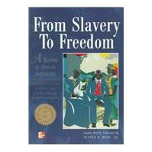 9780070219892: From Slavery to Freedom: Chapters 1-13 v.1: History of African Americans: Chapters 1-13 Vol 1
