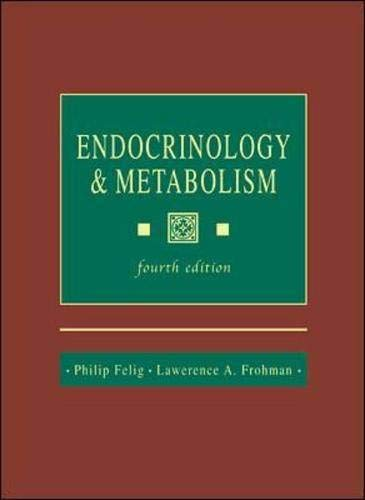 9780070220010: Endocrinology and Metabolism