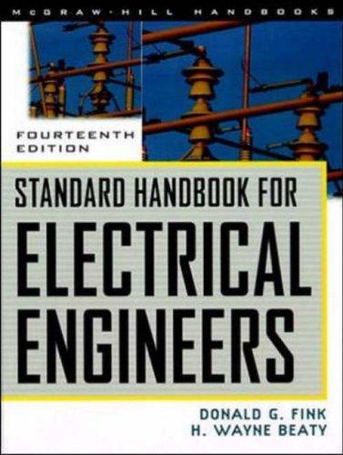 9780070220058: Standard Handbook for Electrical Engineers (McGraw-Hill Handbooks)