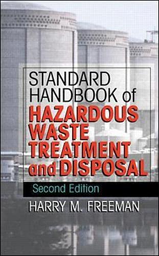 9780070220447: Standard Handbook of Hazardous Waste Treatment and Disposal