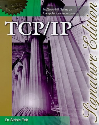 9780070220690: Tcp/Ip: Architcture, Protocols, and Implementation With Ipv6 and Ip Security (Mcgraw-hill Computer Communications)