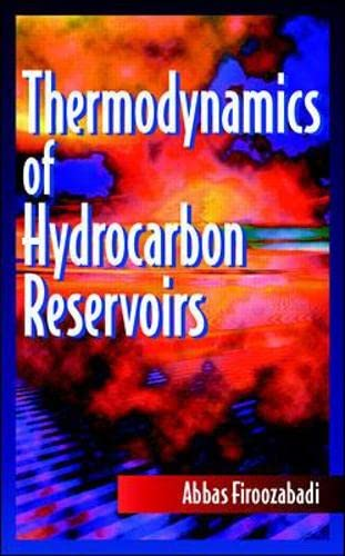 9780070220713: Thermodynamics of Hydrocarbon Reservoirs