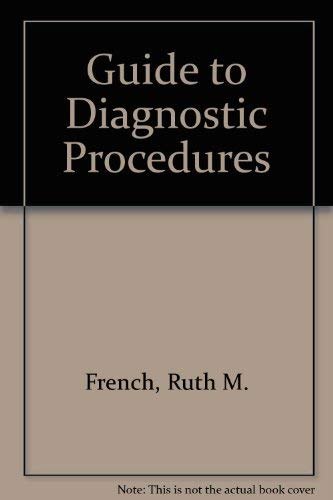9780070221406: Guide to diagnostic procedures