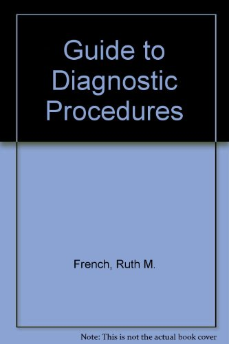9780070221413: Guide to diagnostic procedures