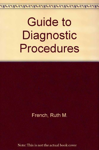 9780070221468: Guide to Diagnostic Procedures