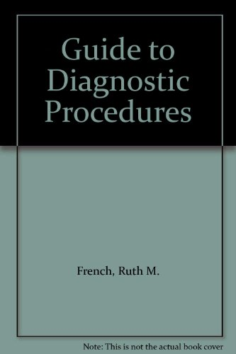 9780070221475: Guide to Diagnostic Procedures