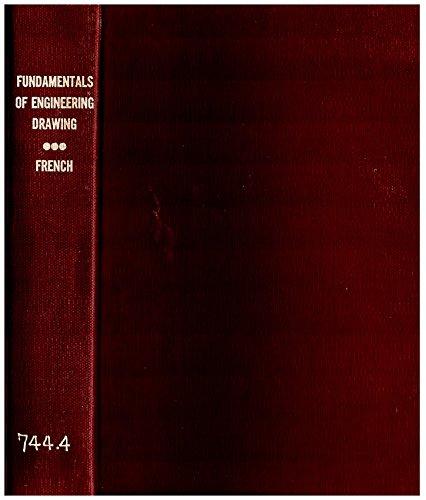 9780070221512: Fundamentals of Engineering Drawing