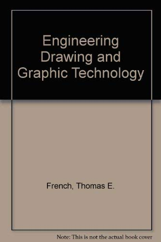 9780070221581: Engineering drawing and graphic technology
