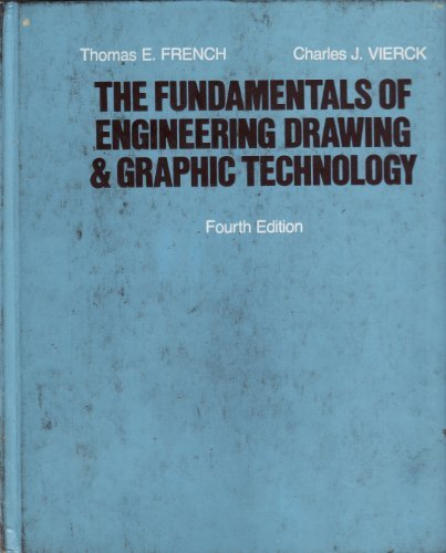 9780070221710: Fundamentals of Engineering Drawing and Graphic Technology