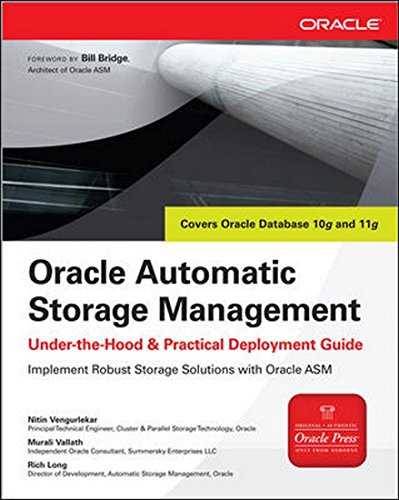 9780070222885: Oracle Automatic Storage Management