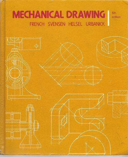 Mechanical drawing: French, Thomas E.